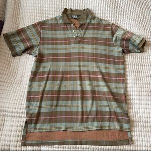 Polo by Ralph Lauren Plaid polo- Made in USA 🇺🇸